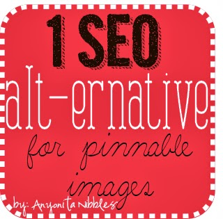 1 SEO Alt-ernative for Pinnable Images | Anyonita Nibbles
