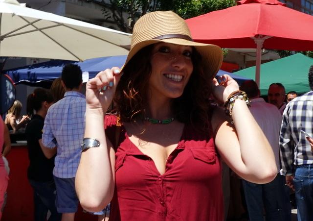sombrero paja natural ala ancha
