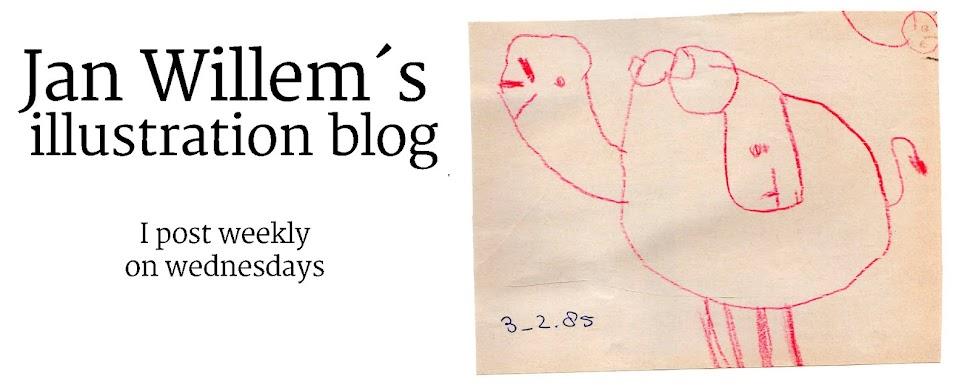 Jan Willem´s illustration blog
