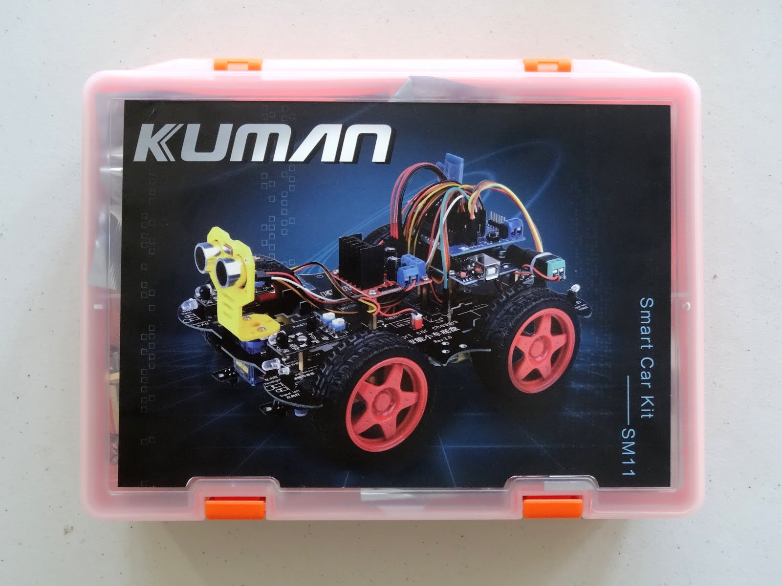 Mitov software just received new cool sm arduino robot