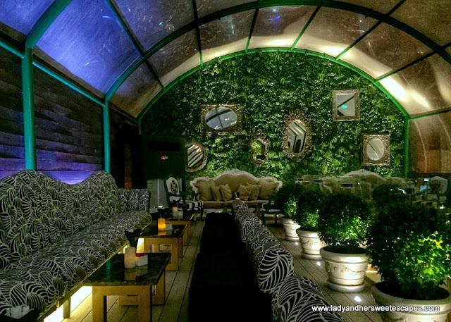 Vii Dubai green house