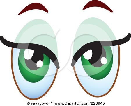 defining wandering eye