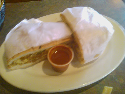 eggs crispy pork and beans torta mexican breakfast sandwich with eggs ...
