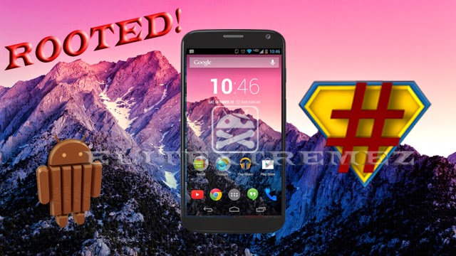 How to Root Moto X