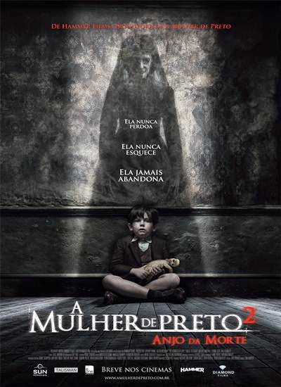 Download A Mulher de Preto 2 Anjo da Morte AVI HDRip Dual Áudio + RMVB Dublado Torrent
