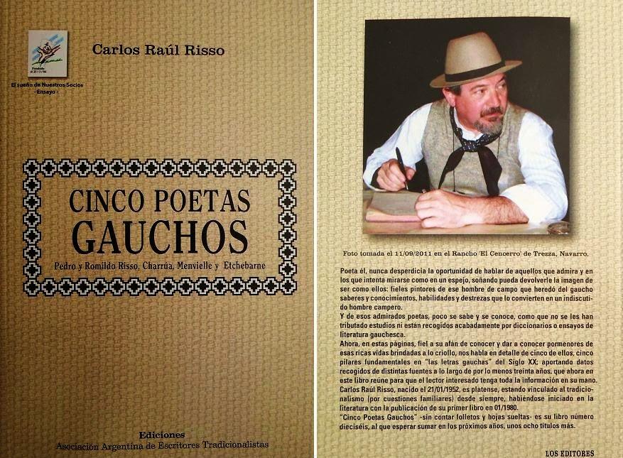 CINCO POETAS GAUCHOS