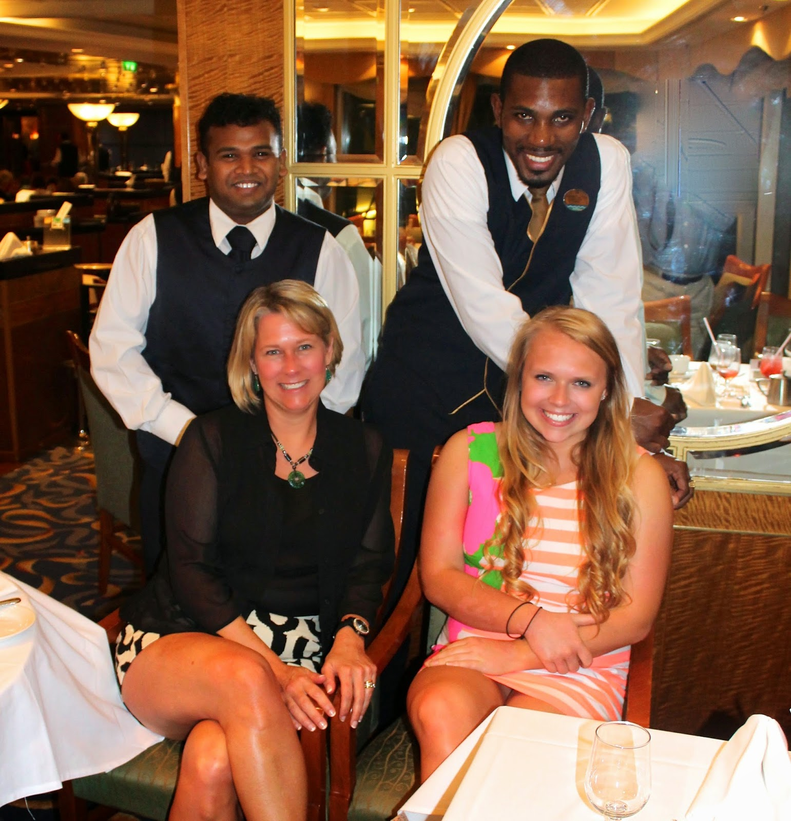 dining room cruise picture , Explorer of the Seas, Royal Caribbean