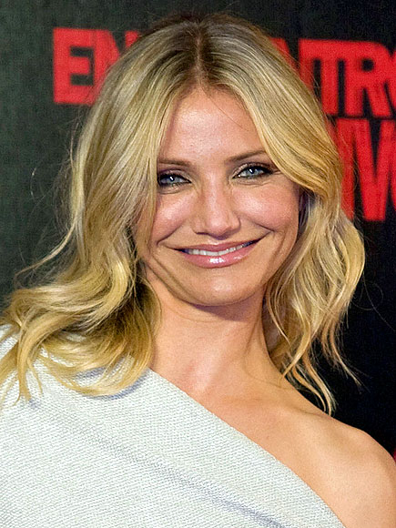 Cameron Diaz Medium Hairstyles