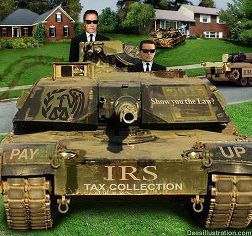 dees+irs+tank IRS prosecuting a woman who owes NO taxes!