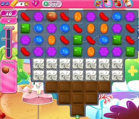 Candy Crush Saga 645