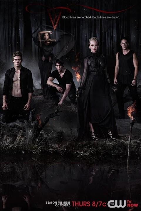 The Vampire Diaries: Imagen promocional  de la 5 Temporada