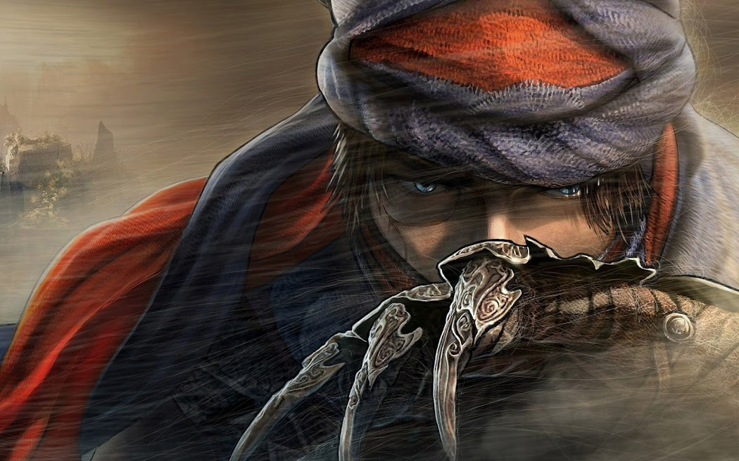 Prince of Persia Game Widescreen HD Wallpaper 5