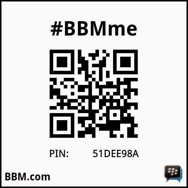 Invite BBM ku