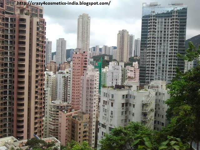 Hongkong skyline pictures