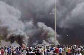 50 Die in Bomb Explosions Carried Out by Three Girls  in Damaturu