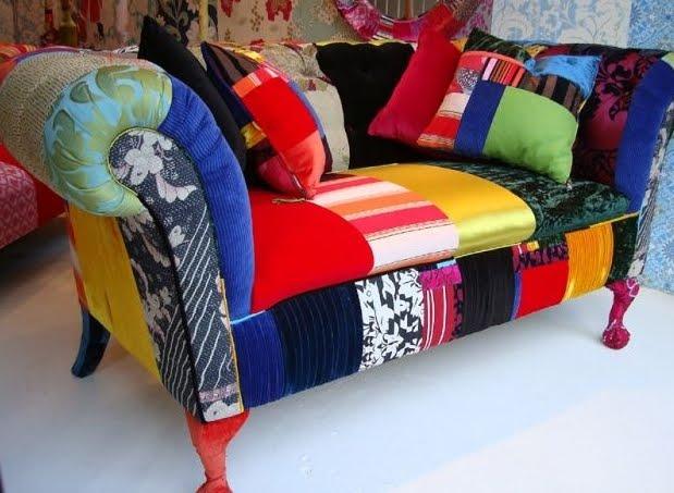 Из старого дивана своими руками тахта