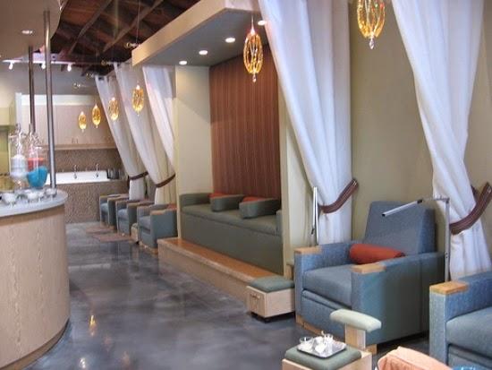 interior salon design
