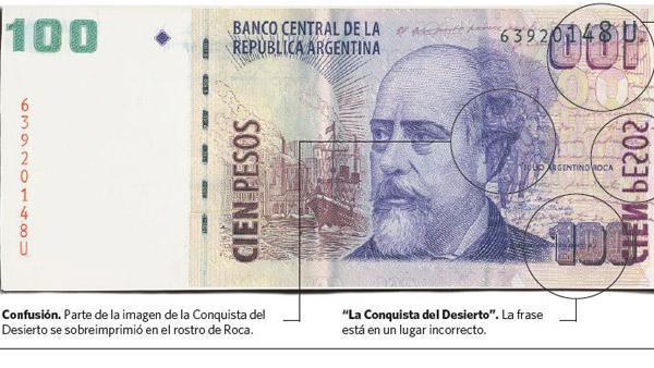 Cristina quiere que los billetes nuevos reeplacen a los actu