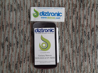 Samsung Galaxy Nexus Diztronic case