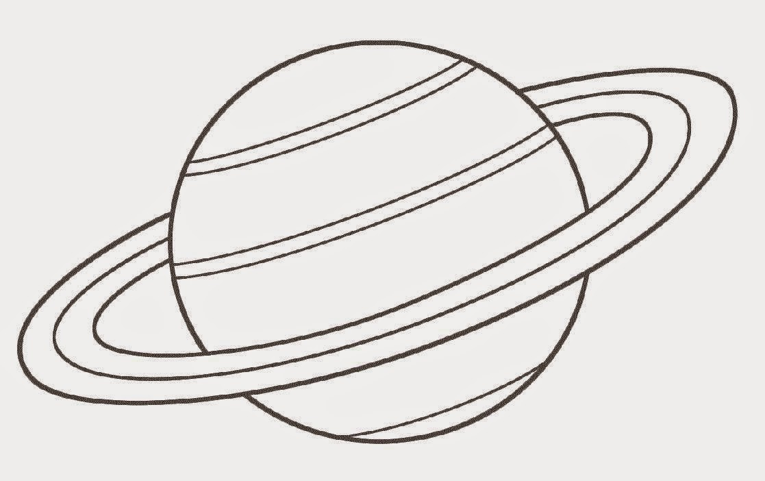Uranus Pages Coloring Pages