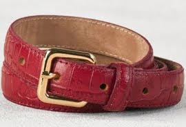 cinturones mujer Massimo Dutti