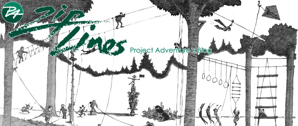 Zip Lines, Project Adventure&#39;s Blog