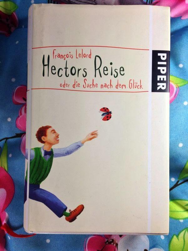 Buch: Hectors Reise - www.annitschkasblog.de