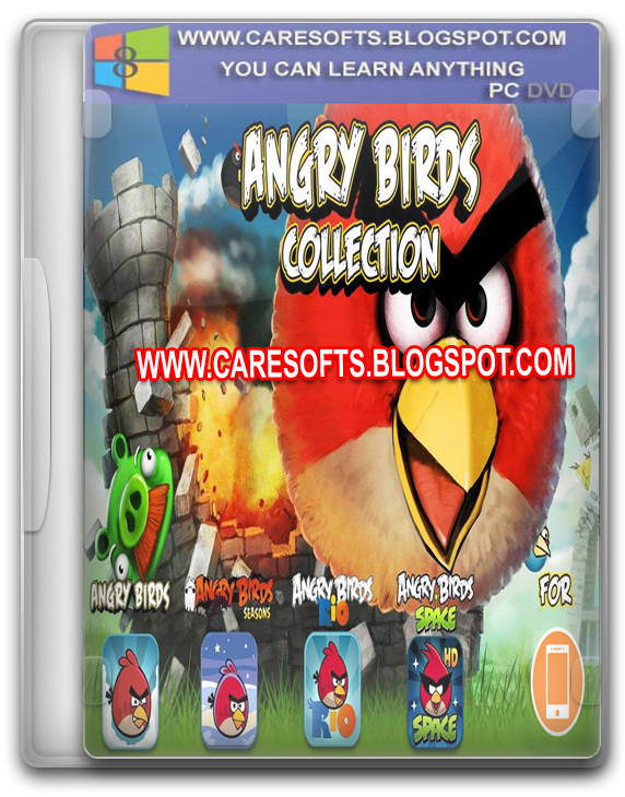 angry birds game  free for mobile