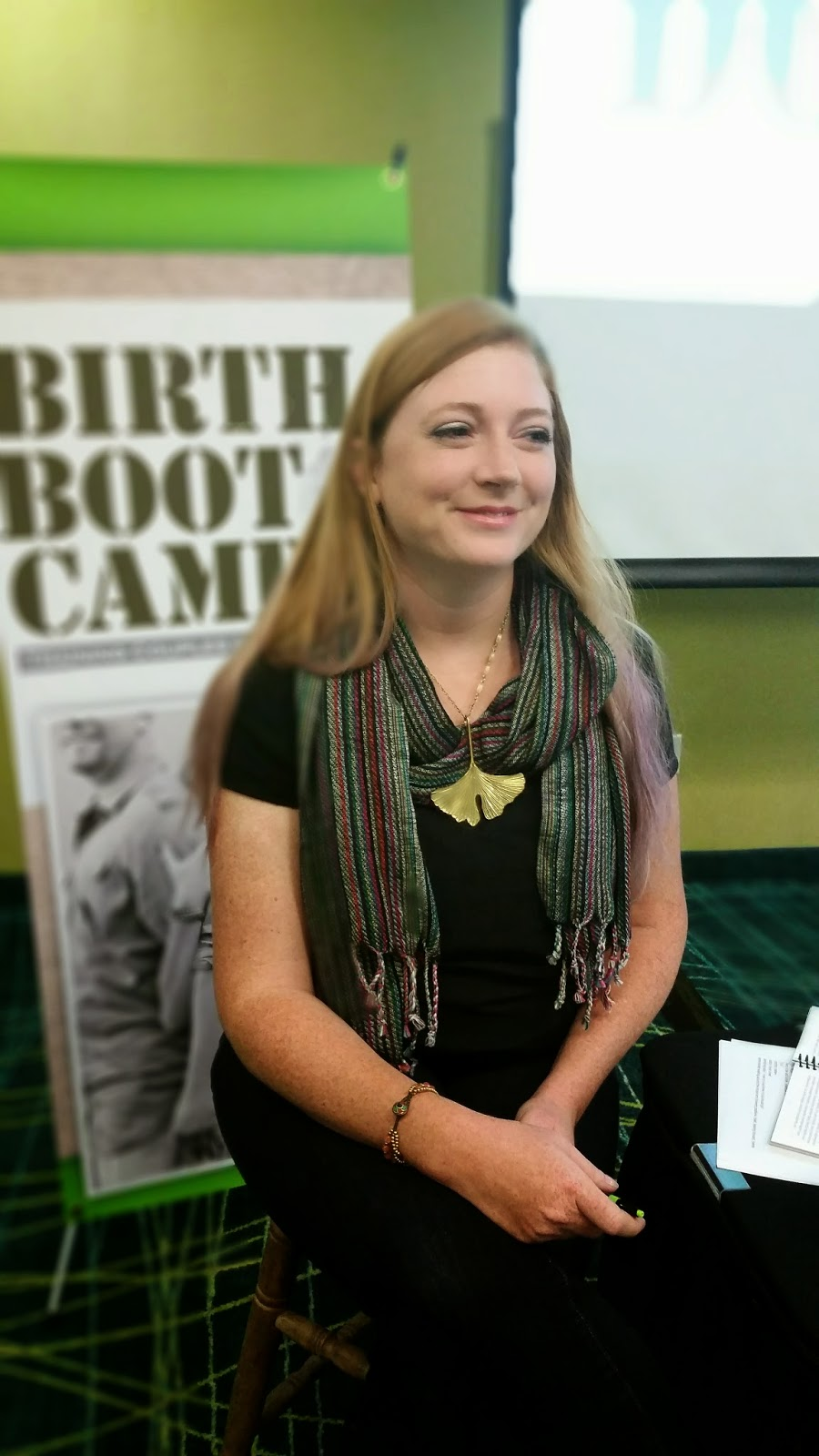 Amanda, a Birth Boot Camp DOULA trainer