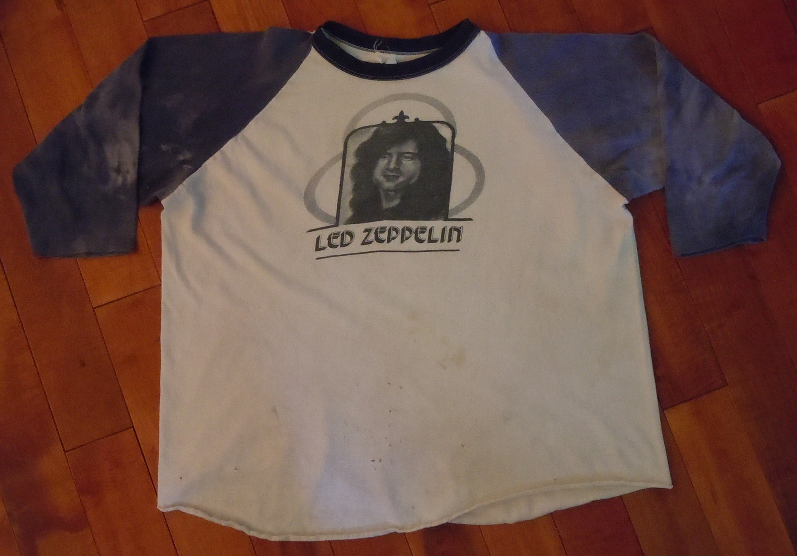 Vintage 1970 S 70 S Led Zeppelin Robert Plant Rock