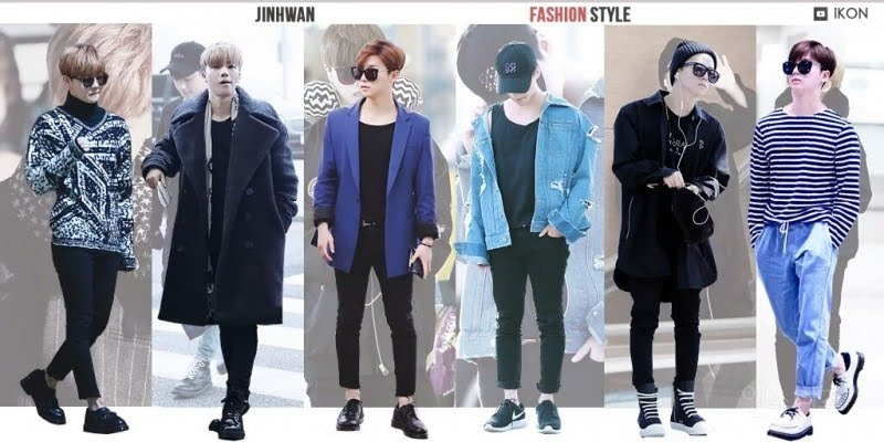 Kpop Fashion Style Casual