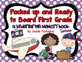 https://www.teacherspayteachers.com/Product/End-of-the-Year-Kindergarten-Memory-Book-Suitcase-CRAFTIVITY-703244