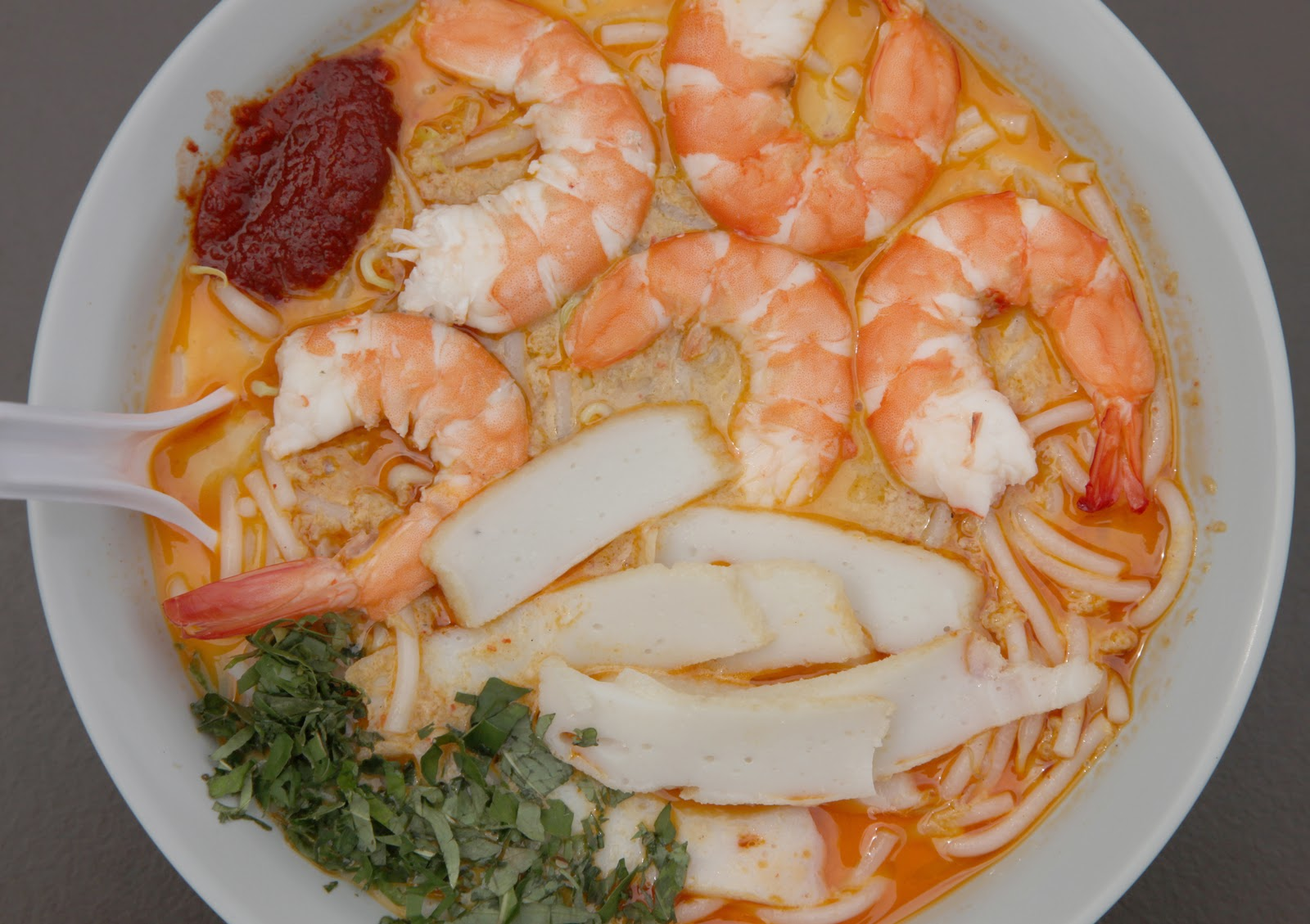 was born and bred in Katong, is pretty well known for her Nyonya Laksa ...