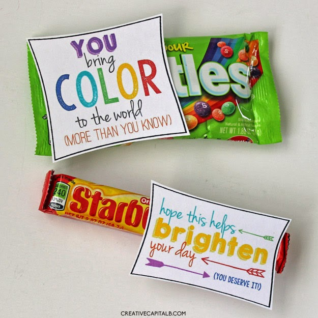 cute sayings with starburst candy | just b.CAUSE