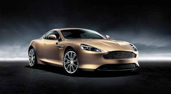 Aston Martin Dragon 88 special edition