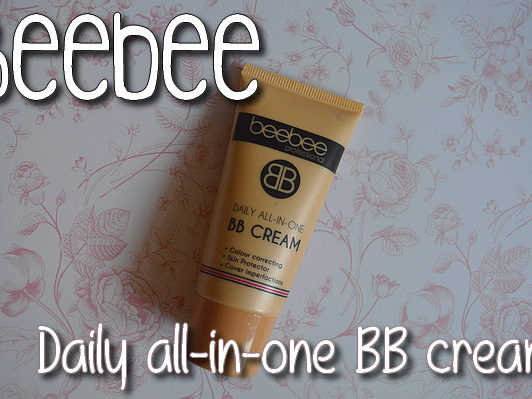 BEEBEE DAILY ALL-IN-ONE BB CREAM ♥ REVIEW ♥
