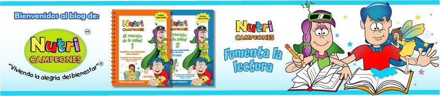 NUTRICAMPEONES