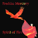 Freddie Mercury Spirit of Fire