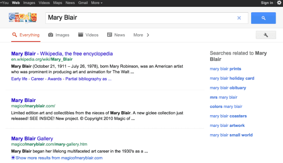 Peachy Google Tests A New Search Interface For Tablets Download Free Architecture Designs Ferenbritishbridgeorg