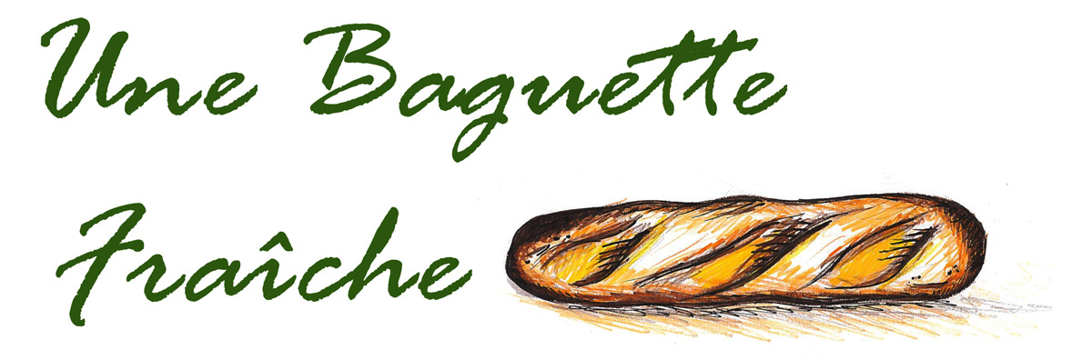 Une Baguette Fraîche - זכרונות מפריז