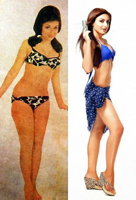 sharmila tagore bikini
