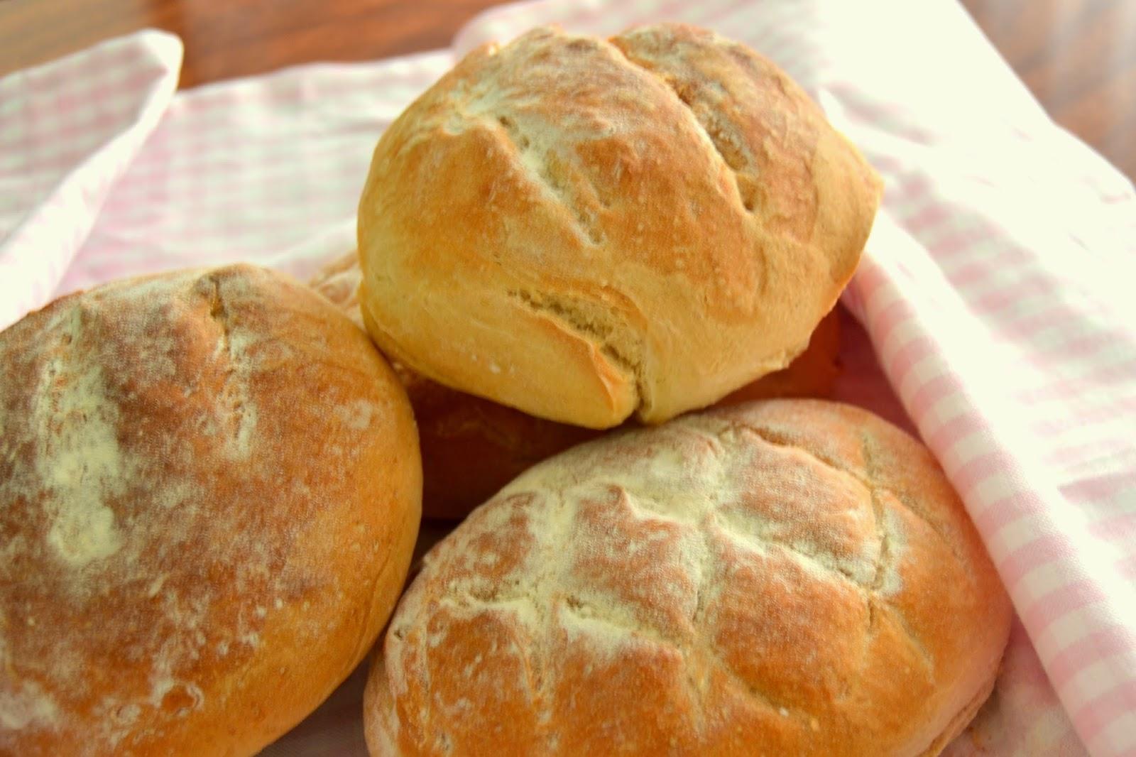 Pan casero y fácil