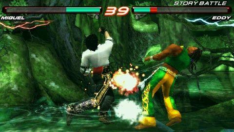 Download Tekken 6 iso PSp android Single Link