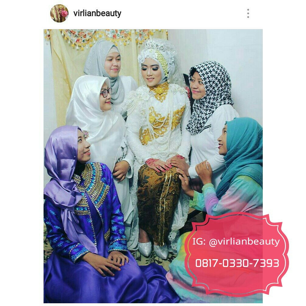 Make up event dan wedding service di Surabaya dan sekitarnya