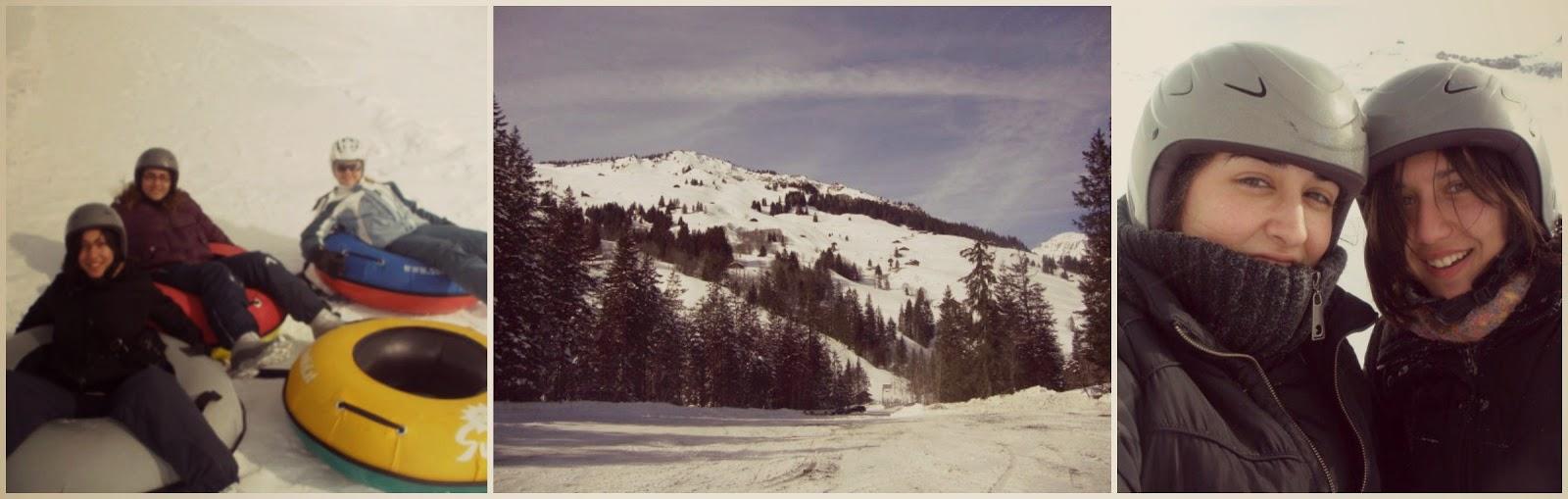 Viaje a los Alpes suizos