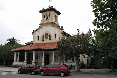 Parroquia de la Virgen del Carmen de Salinas