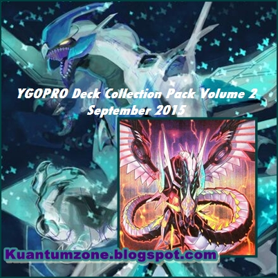 Deck YGOpro Collection Pack Volume 2 September 2015 - Zona ...