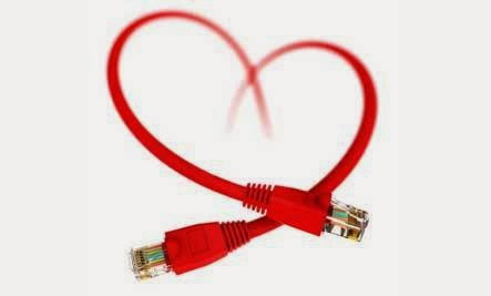 heart shape wire net cable romantic usb - Rewire Your Brain for Love – Book Giveaway! - heart wire net cable romantic