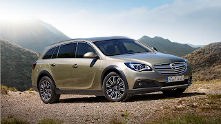 Opel Insigna Country Tourer