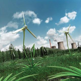 Green Energy-Wind